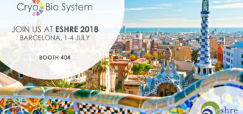 Join us at ESHRE 2018, Barcelona !